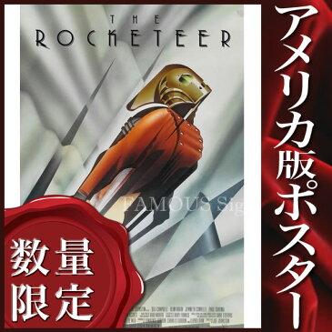 【映画ポスター】ロケッティア グッズ (ビルキャンベル) /REG-DS