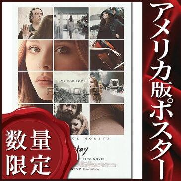 【映画ポスター】イフアイステイ 愛が還る場所 (クロエグレースモレッツ) /DS