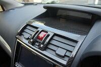 スバルレヴォーグ,WRX-S4/STIドライカーボン製フロントエアコンカバー
