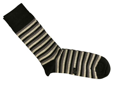 【あす楽対応】靴下 紳士 メンズソックス ハイソックス ホーズ ペルー製 3足組 PaulFredrick ポールフレドリッック メリノウール 3P Wool Black ブラック 黒 K066