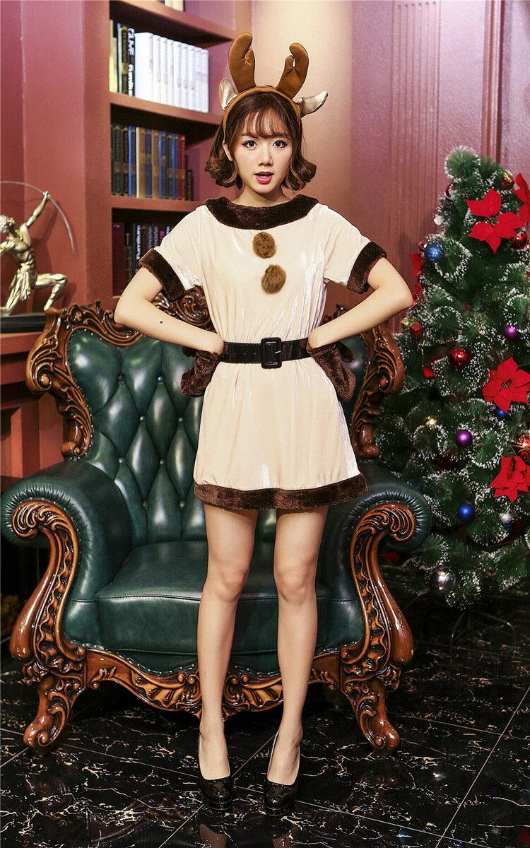 トナカイサンタコスプレサンタ衣装クリスマスコスチュームセクシーパーティセクシーサンタコスサンタコスプレサンタ衣装サンタクロースコスサンタコスチュームサンタクロース衣装クリスマスコスチュームクリスマスコスプレレディースあす楽対応