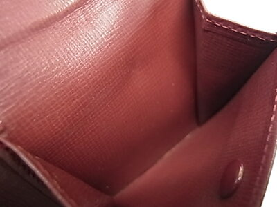 15d48356cd34 カルティエ 送料無料 二つ折り財布 Cartier 財布 バック【質屋出店 ...