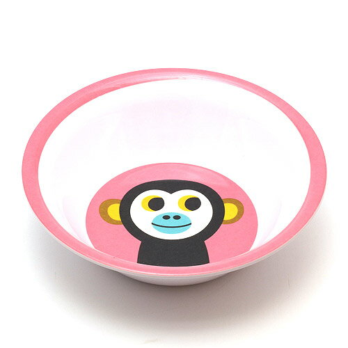 キッズ用食器, 鉢・ボウル OMM DESIGN MELAMINE BOWL MONKEY OMM AS
