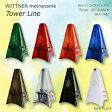 【WITTNER No.856】ウィットナー ゼンマイ式 振り子 メトロノーム タワーライン