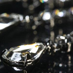 スワロフスキー個性派チョーカーネックレスウェディングブライダル結婚式RS9-7ネックレスバレエ舞台10P10Jan15