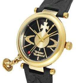 VivienneWestwoodヴィヴィアン・ウエストウッドオーブVV006BKGD時計