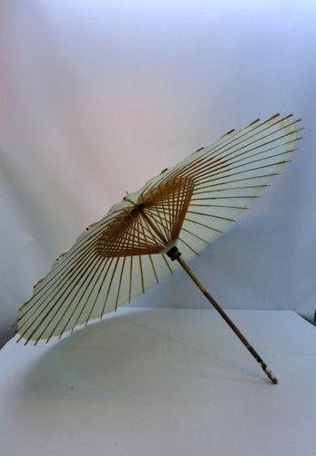 雨傘・長傘-和傘紳士番傘茶無地