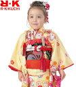 七五三 着物 3歳 女の子 着物フルセット RK リョウコキクチ ブランド 3 2020年新作 販売 購入