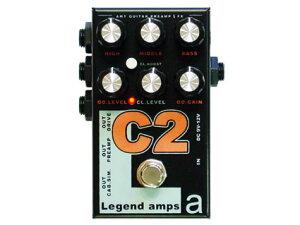 ディストーション AMT Electronics C2 [送料無料!]【smtb-TK】