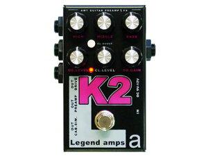 ディストーション AMT Electronics K2 [送料無料!]【smtb-TK】
