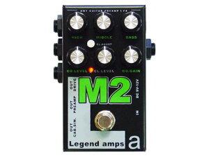 ディストーション AMT Electronics M2 [送料無料!]【smtb-TK】