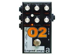 ディストーション AMT Electronics O2 [送料無料!]【smtb-TK】