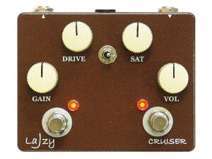 オーバードライブ/ブースター Lazy J Cruiser Double [送料無料!]【smtb-TK】