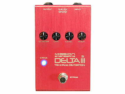ギター用アクセサリー・パーツ, エフェクター  Mission Engineering Delta III Si !smtb-TK