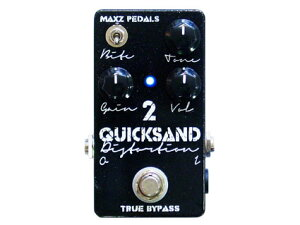 ディストーション MAXZ Custom Pedals Quicksand 2 Distortion