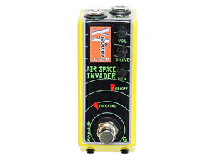 ディストーション/ホワイトノイズ/ローパスフィルター Rainger FX Air Space Invader [送料無料...