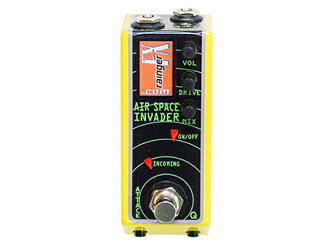 日扭/白色噪音/低通濾波器Rainger FX Air Space Invader!