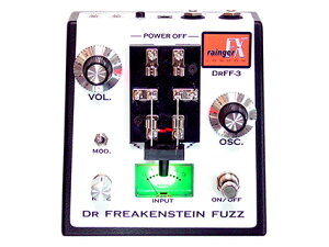 ファズ Rainger FX Dr Freakenstein Fuzz [送料無料!]【smt…