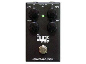 J.Rockett Audio Designs Tour Series The Dude 実力派ブランドによるダンブル系ペダル