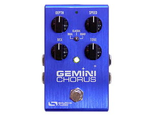 "Source Audio ""One Series""Gemini Chorus,Mercury Flanger,Lunar Phaser一挙に紹介"