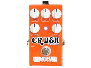 ディストーション Wampler Pedals CRUSH the Button [送料無料!]【smtb-TK】