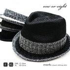 【あす楽対応】oneoreight/ワンオアエイト大きいサイズ対応サーモ素材ニット中折れハットメンズレディース帽子ハットゴルフXLFREE【RCP】P20Aug16
