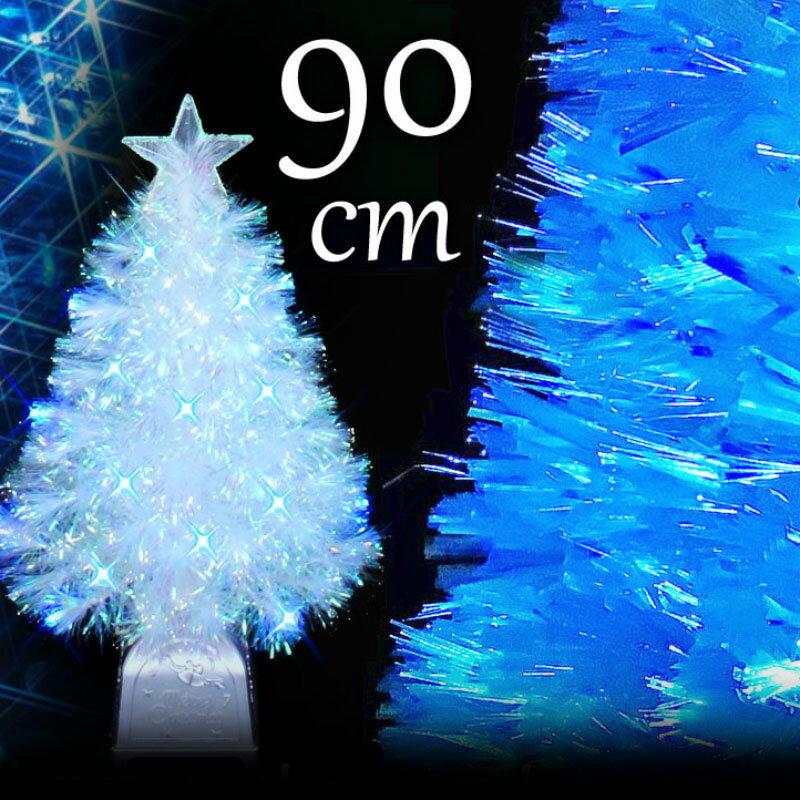 クリスマス, クリスマスツリー  90cm LED14 pot