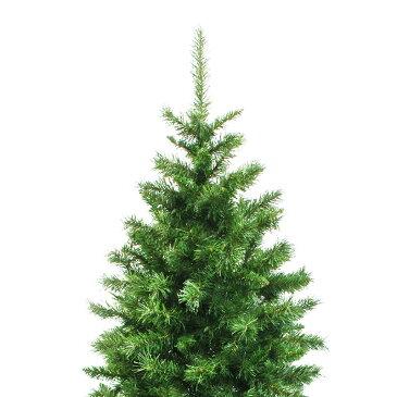 【エントリーで最低ポイント10倍!】今年最後の大セールクリスマスツリー スレンダーツリー240cm おしゃれ