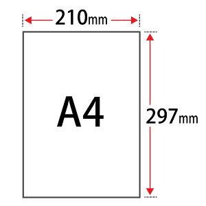 色上質紙 特色「白・赤」 超厚口(0.225mm) A4サイズ:800枚