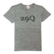 Tシャツ ヘザーチャコール トップス レディース おしゃれ プレゼント スコーピー