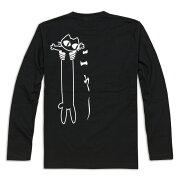 ブラック トップス Tシャツ レディース おしゃれ プレゼント スコーピー
