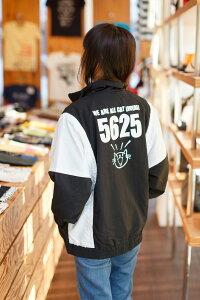 SCOPY(スコーピー)トラックジャケット5625(ブラック×ホワイト)