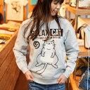 猫 ねこ トレーナー RELAX CAT ( グレー ) |...