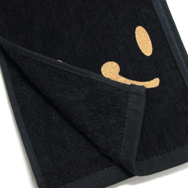 猫 ねこ マフラータオル HANGING CAT ( ブラック ) | ネコ 猫柄 猫雑貨 猫グッズ | タオル | かわいい おしゃれ 大人 ギフト プレゼント | 猫の日 | SCOPY / スコーピー