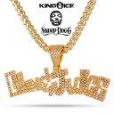 【ブランドについて】 2005年、ロサンゼルスを拠点に設立された King Ice (キングアイス)。 Wu-Tang Clan, Odd Future, Snoop Dogg, Chief Keef といったヒップホップ、ラップロイヤルティとの商品を手がけ、Web上で最大かつ最も影響力のあるヒップホップジュエリーメーカーとなりました。 また、Katy Perry の