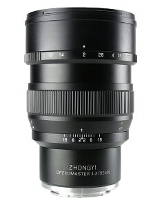 中一光学|ZHONG YI OPTICS SPEEDMASTER 85mm F1.2 - ソニ…