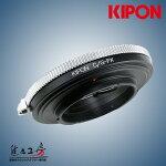 KIPON(キポン)コンタックスGマウント-富士フィルムX-PRO1Xマウントアダプター