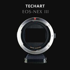 TECHART(�ƥå�������)����Υ�EOS/EF�ޥ���ȥ��-���ˡ�NEX/��.E�ޥ�����Żҥ����ץ���EOS-NEXlll