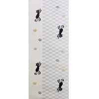 半幅帯/正絹/西陣織/ハロウィン