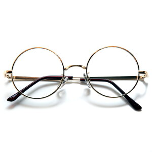 伊達メガネ レディース おしゃれ UVカット 紫外線予防 ラウンド 丸めがね メンズ メタルフレーム 眼鏡 クリアレンズ ウイルス 飛沫 感染 予防 対策