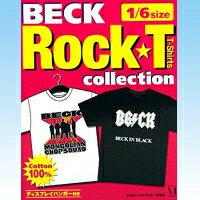 BECK ROCK☆Tシャツcollection ベックロック ハンガー メディアファクトリー(全14種セット)【即納】画像