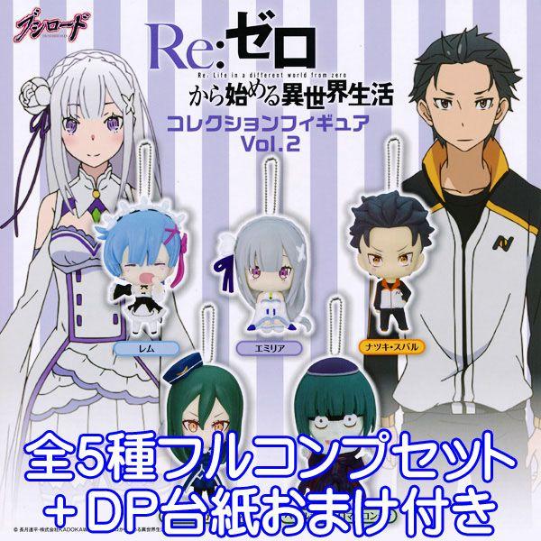 コレクション, フィギュア Re Vol.2 5DP