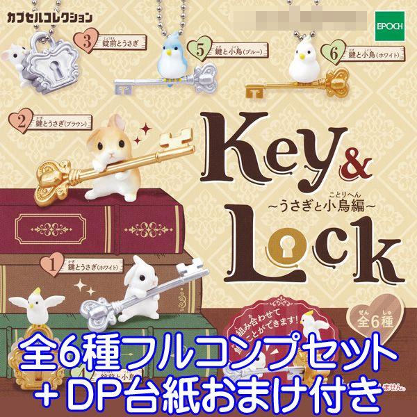 コレクション, フィギュア KeyLock 6DP