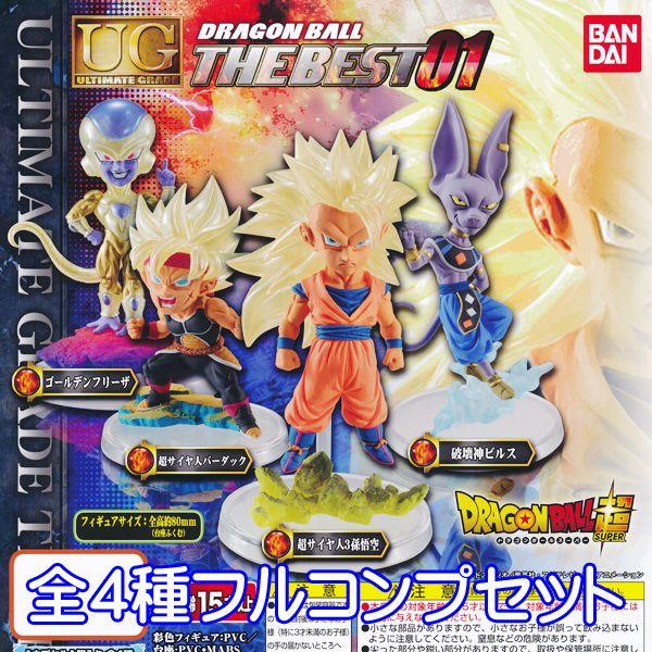 コレクション, フィギュア  UG THE BEST 01 DRAGON BALL 4