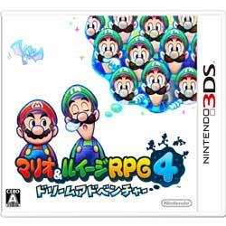 【特価★+7月2日発送★新品】3DSソフト マリオ&ルイージRPG4 ドリームアドベンチャー