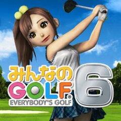 ご予約受付中!(2011年12月17日発売)【予約販売】PlayStation Vitaソフト みんなのゴルフ 6/VC...