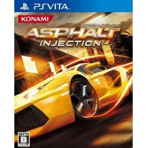 【新品】発売中!(2011年12月17日発売)【新品】PS Vitaソフト ASPHALT: INJECTION アスファル...