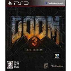 【新品】PS3ソフト DOOM3 BFG EDITION