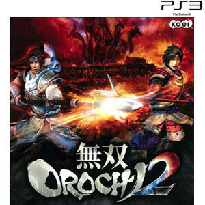 【新品】PS3ソフト 無双OROCHI 2 通常版 BLJM-60417 (k 生産終了商品