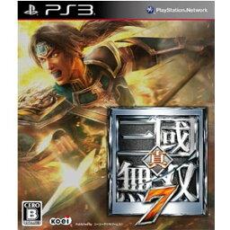【新品】PS3ソフト 真・三國無双7 通常版 BLJM-60586 (k 生産終了商品